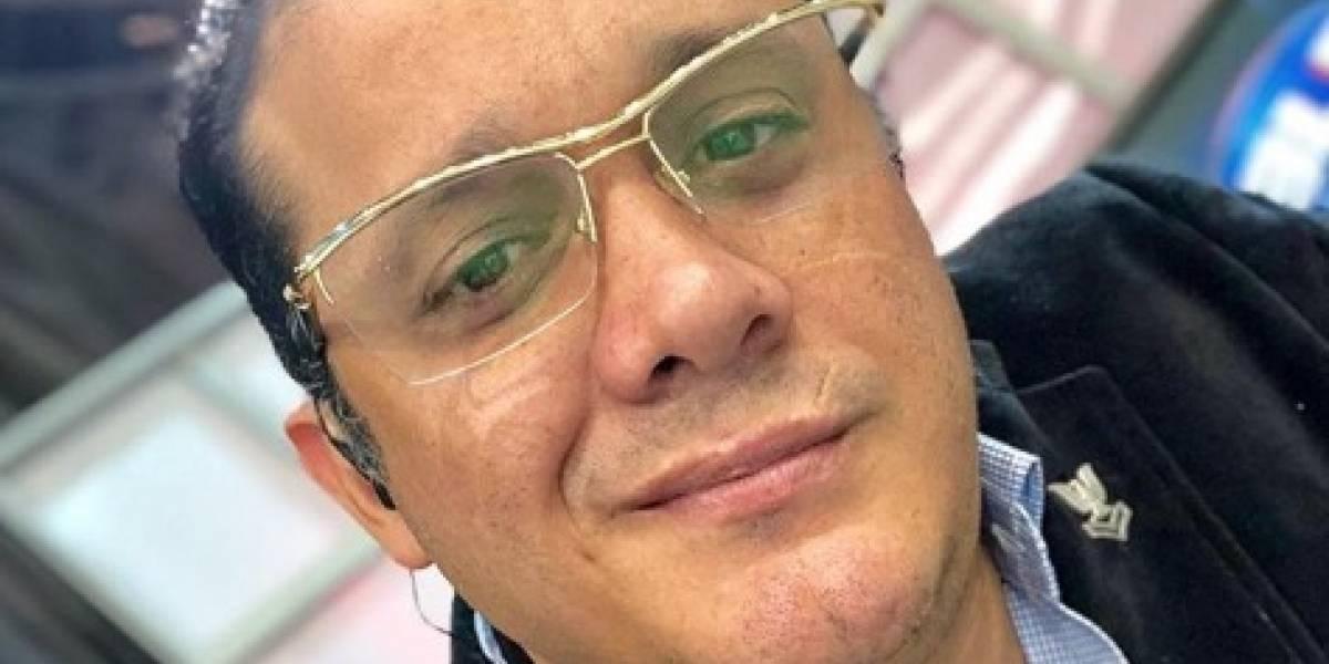 Carlos José Matamoros revela posible actividad paranormal en su casa