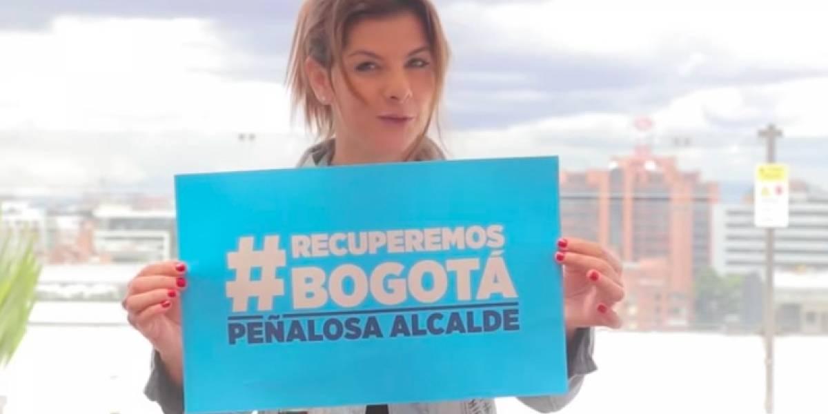 ¿Carolina Cruz trabaja ahora para la administración Peñalosa?