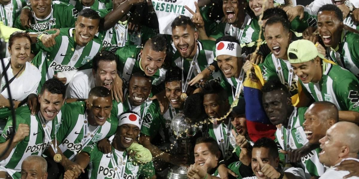 Campeón de Libertadores con Nacional es nuevo jugador de Medellín para 2019