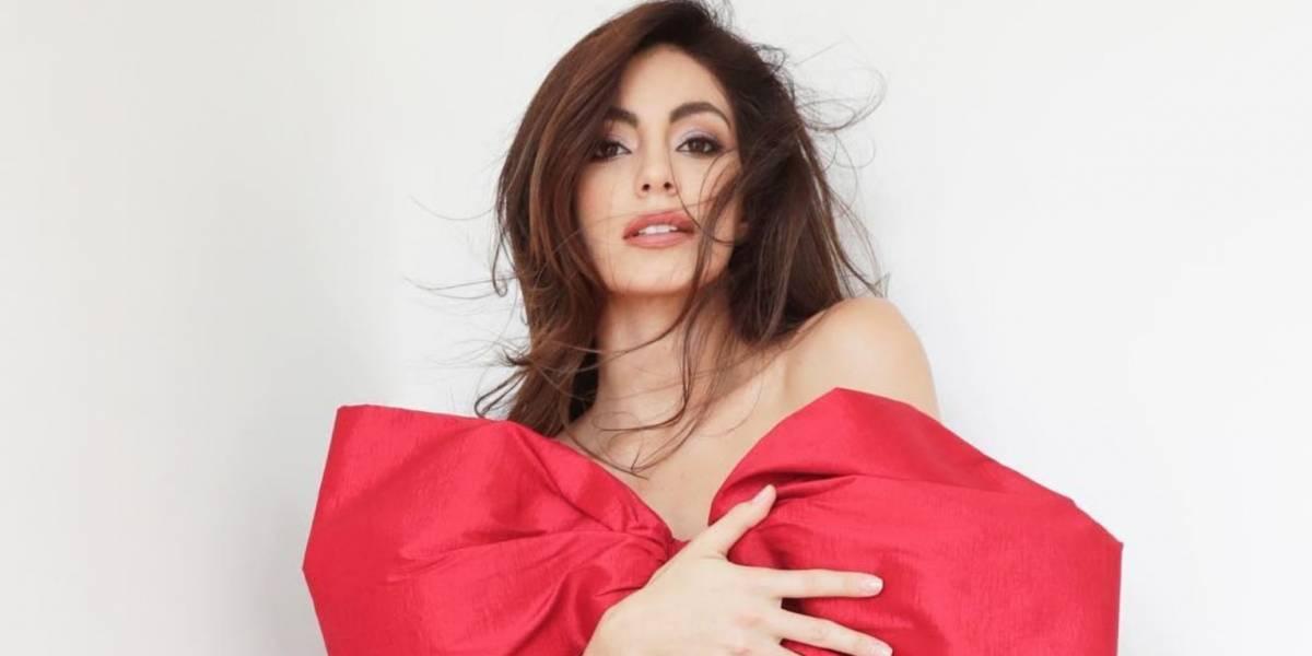 Miss Ecuador: El video de Virginia Limongi cantando 'Cuando Te Besé' de Becky G