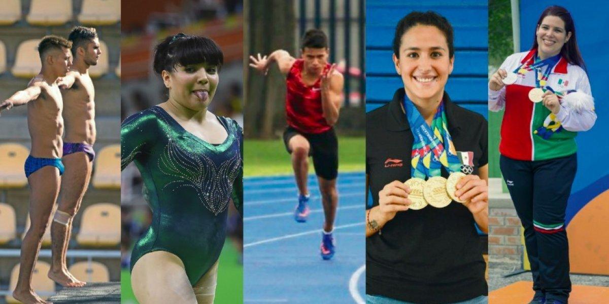 Los deportistas mexicanos a seguir en 2019