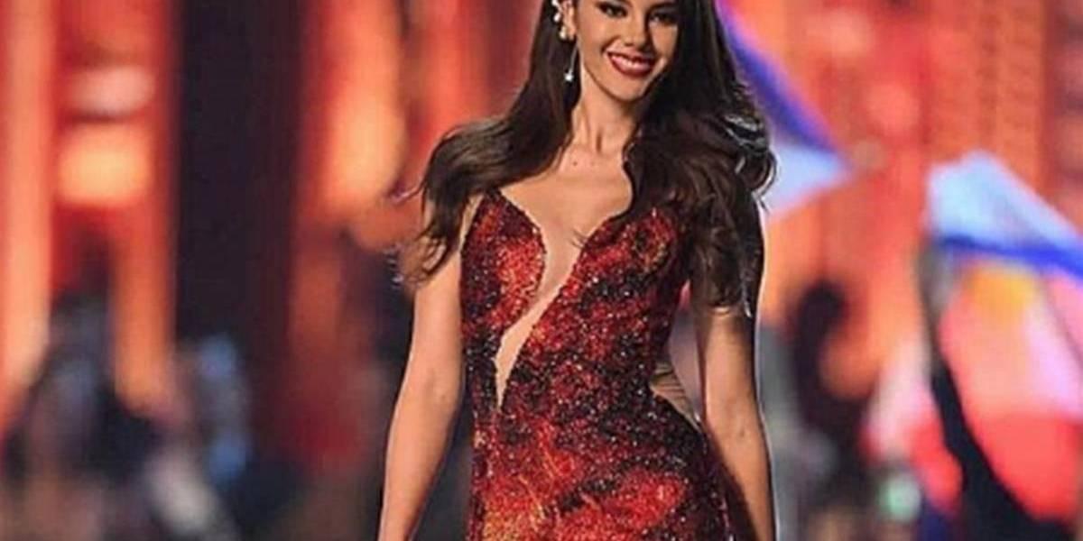 FOTO: El verdadero vestido que Catriona Gray iba a usar en la final del Miss Universo