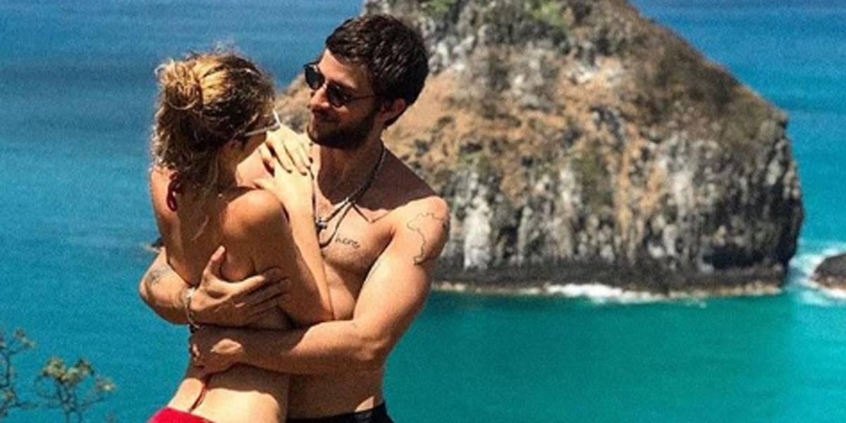 Chay e Laura Neiva mantêm planos de casamento após reconciliação