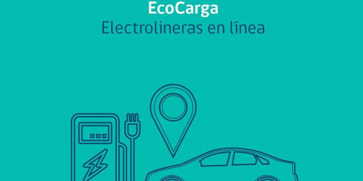 Ecocarga, la app que ubica electrolineras en la ciudad