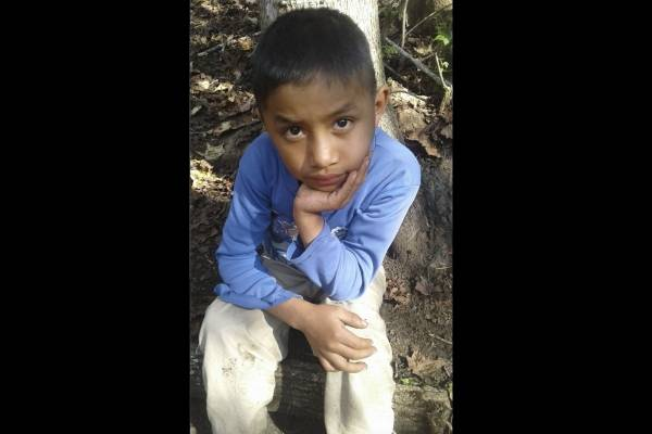 Felipe Gómez Alonzo, el niño migrante guatemalteco que murió en EE. UU.