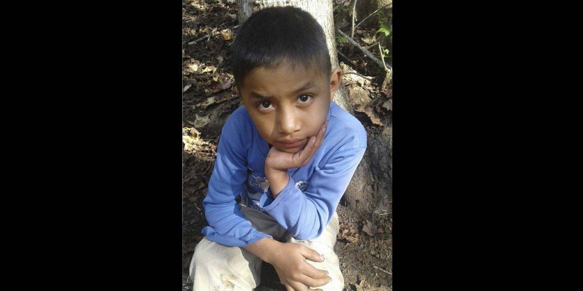 Dan a conocer la causa de muerte de niño guatemalteco fallecido en EE. UU.