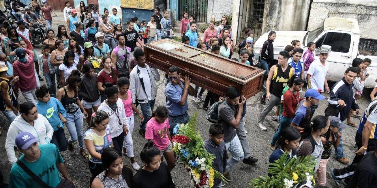 Venezuela: el país más violento del mundo este 2018