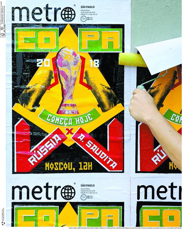 14 de junho. A Copa da Rússia começou com esperança para o Brasil, mas logo na estreia já dava para perceber faltava um certo equilíbrio; melhor para a França, que ficou com a taça