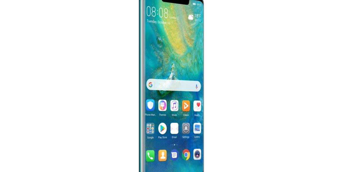 Huawei va a lanzar una nueva versión del Mate 20 Pro y se ve simplemente espectacular