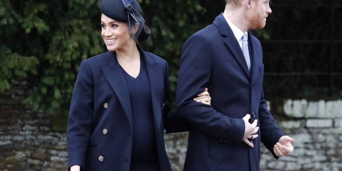 El bebé de Meghan Markle y el Príncipe Harry podría nacer antes de lo anunciado