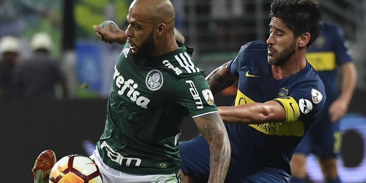 Boca quiere vengarse de River contratando al polémico Felipe Melo