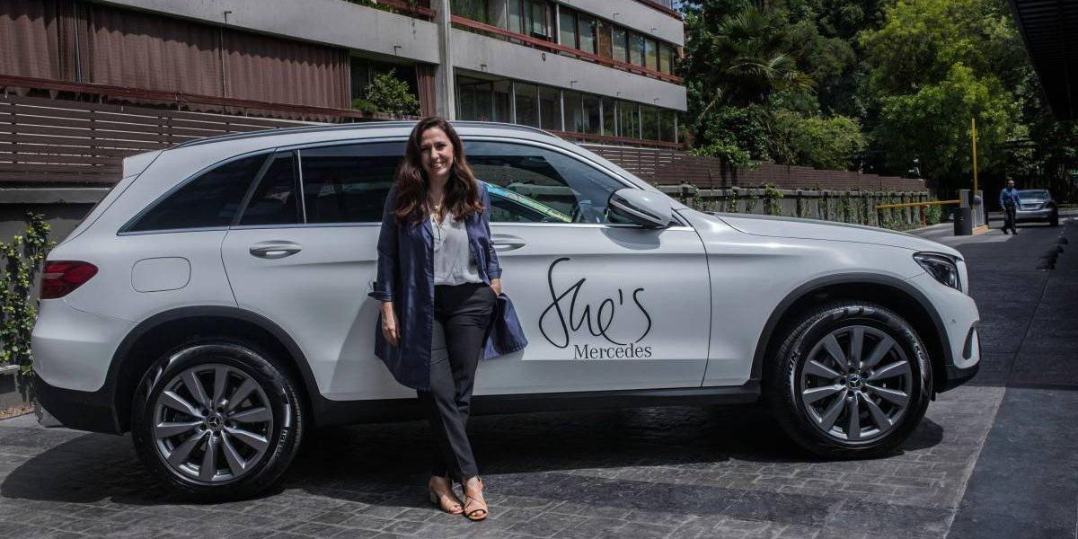 El programa She's Mercedes llega a Chile