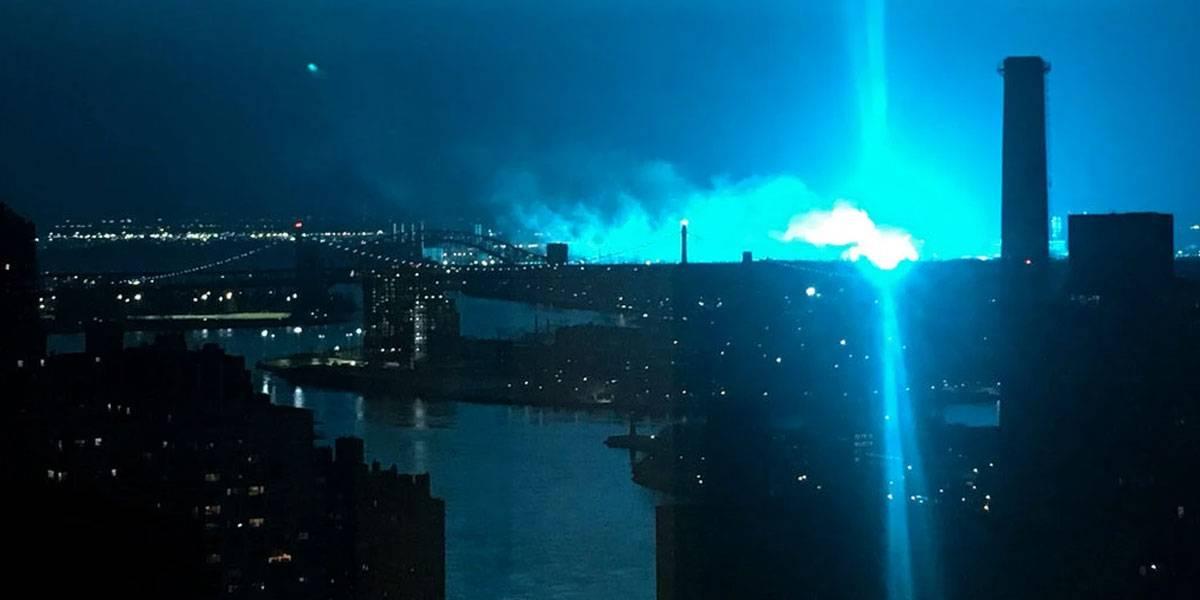 El misterio de la inexplicable luz incandescente que se viralizó en Nueva York