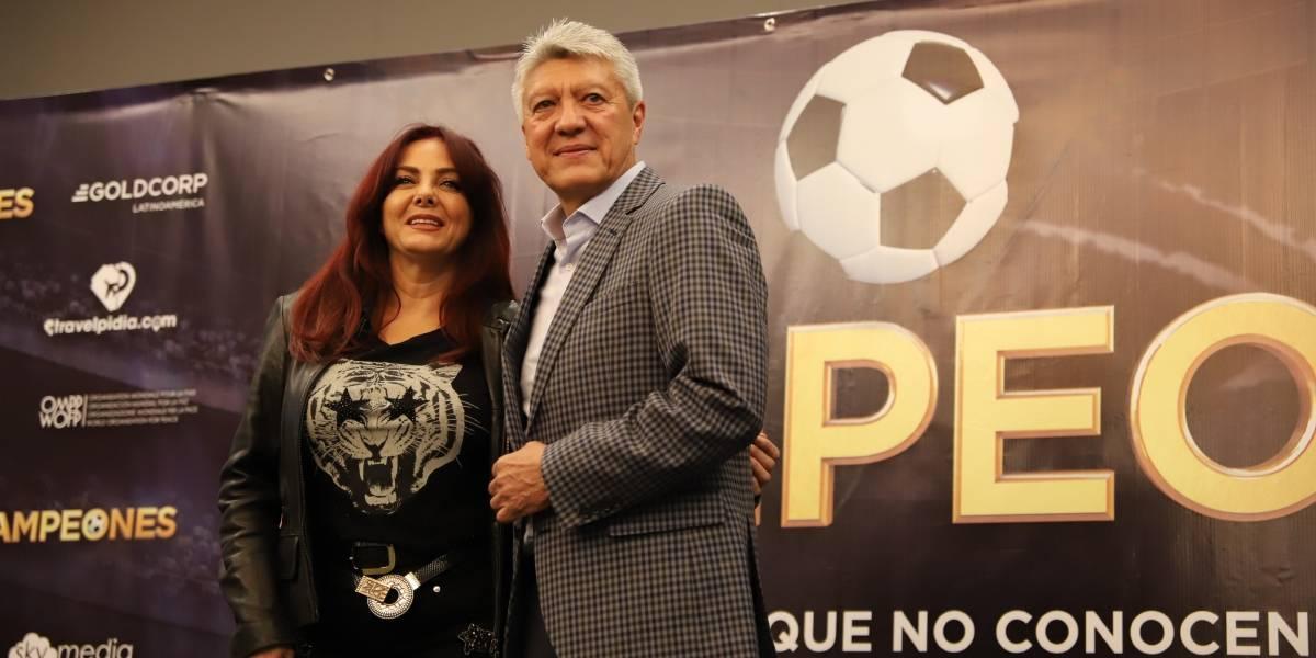 Muere Lourdes Deschamps, actriz y esposa del DT Jesús Ramírez