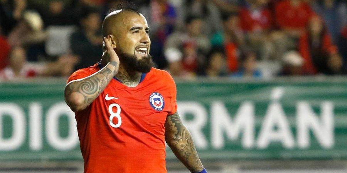 """Arturo Vidal y el futuro de la Roja: """"Si el técnico llama a Díaz o Bravo serán bienvenidos"""""""