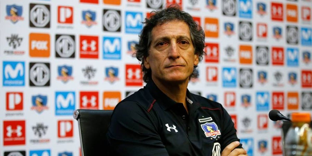 Mario Salas busca rejuvenecer a Colo Colo apostando por refuerzos Sub 30