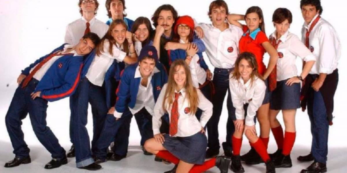 ADAPTACION - Netflix prepara adaptación de Rebelde Way