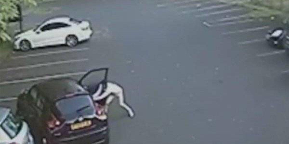 VIDEO: Jugador inglés encarcelado por golpear brutalmente a una joven de 24 años