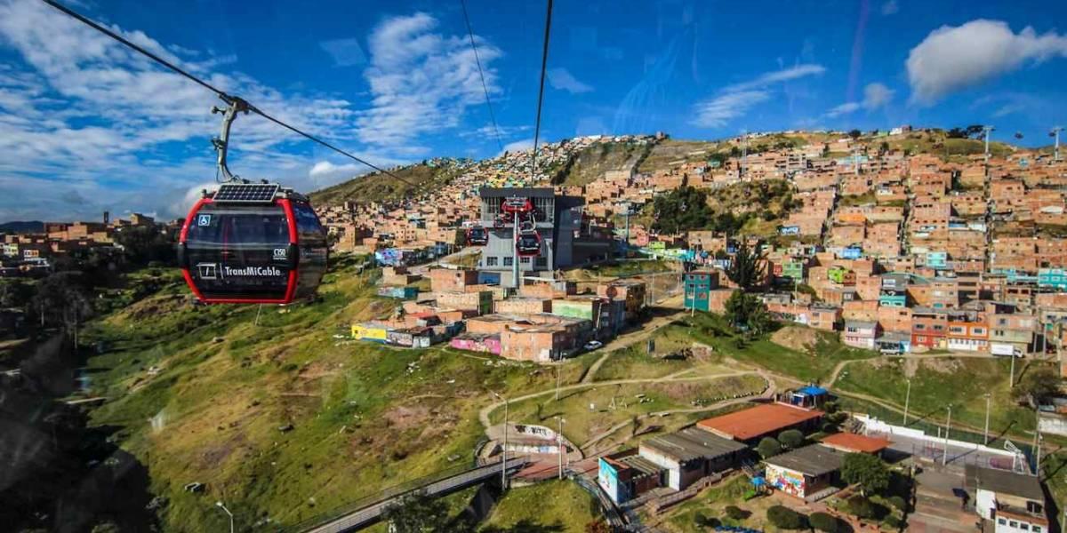 Bogotá emprendió un vuelo hacía el desarrollo con el TransMiCable