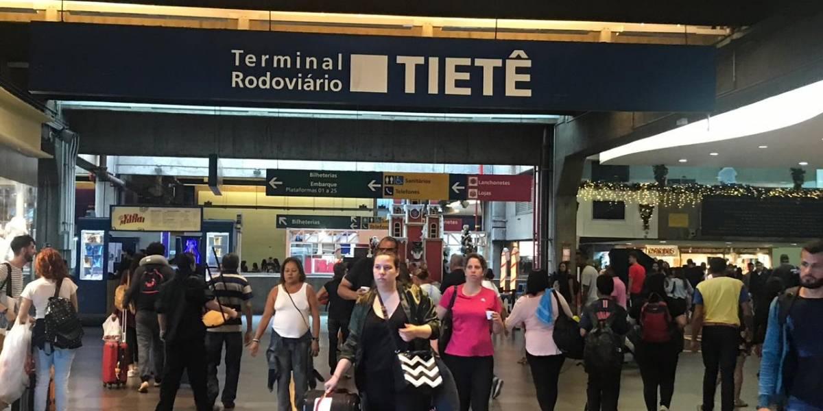 Réveillon: Confira a operação das rodoviárias de São Paulo para o Ano Novo