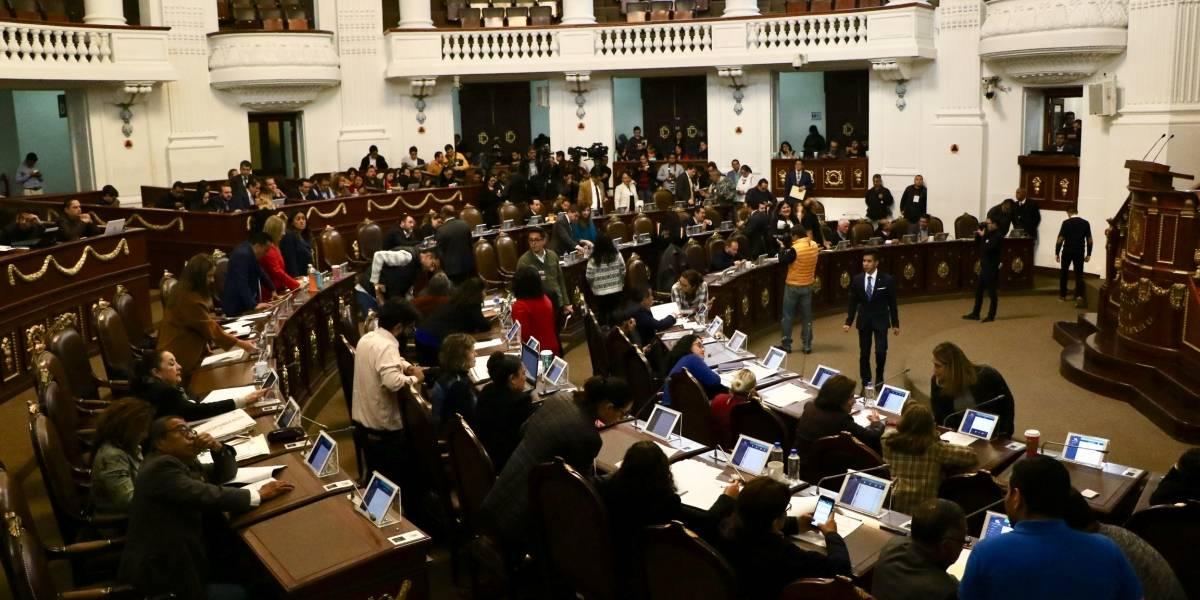 Aprueban presupuesto de Egresos a la CDMX por más 234 mil mdp