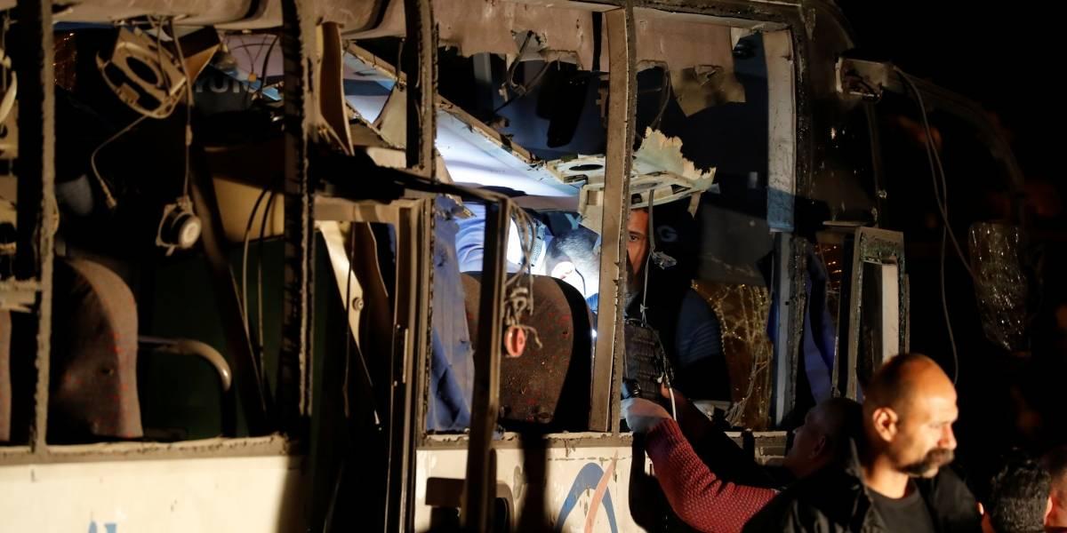 Autoridades do Egito matam 40 terroristas após ataque em Gizé