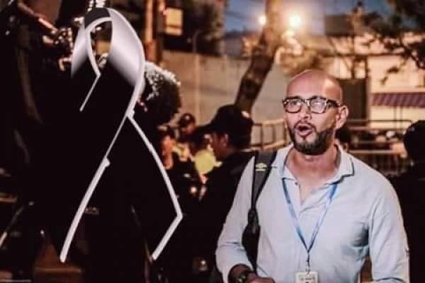 Guayaquil: El periodista Giovanni Pinto falleció este sábado