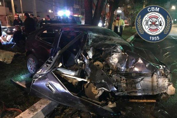 Accidentes de tránsito dejan un muerto y un herido