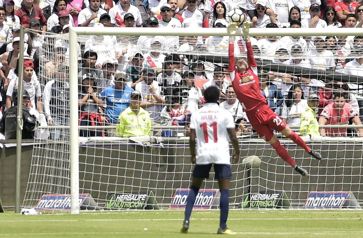 Liga de Quito a un paso de cerrar el ficha de Gabbarini Liga de Quito a un paso de cerrar el ficha de Gabbarini
