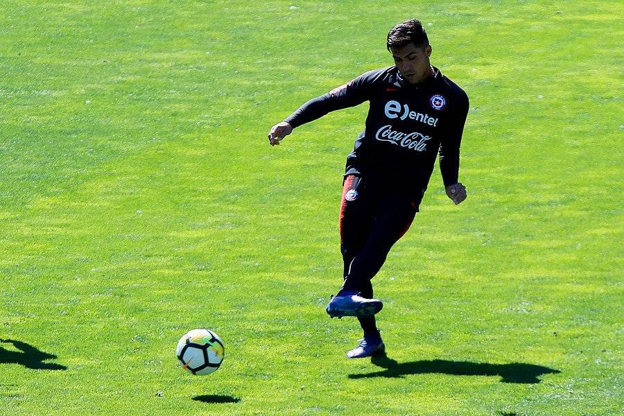 Pese a su pobre desempeño en Colo Colo en 2018, César Pinares fue convocado a la Roja por Reinaldo Rueda para los amistosos ante Costa Rica y Honduras / Foto: Agencia UNO