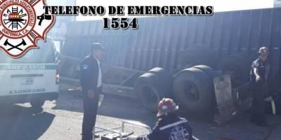 Cuatro muertos en accidente en Salcajá, Quetzaltenango