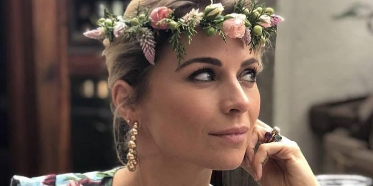 Ludwika Paleta se muestra sin maquillaje y demuestra que los 40 son los nuevos 20