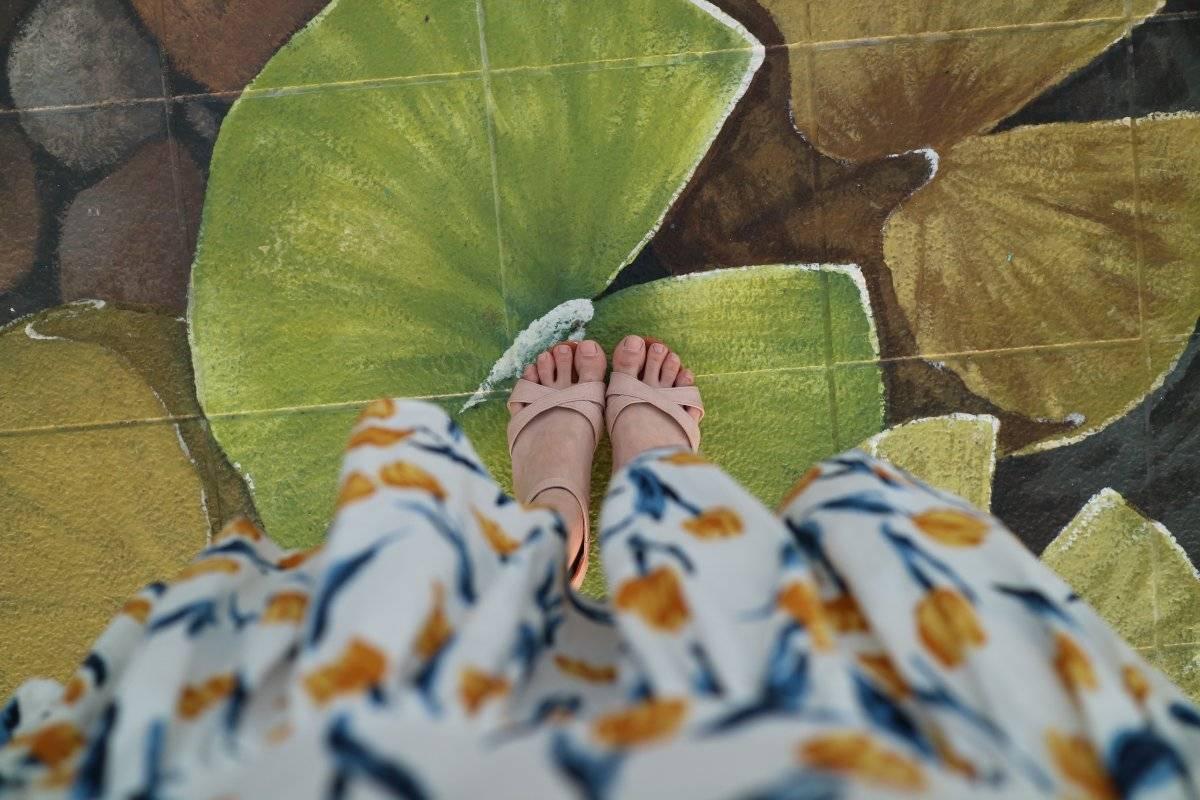 desinflamar tus pies