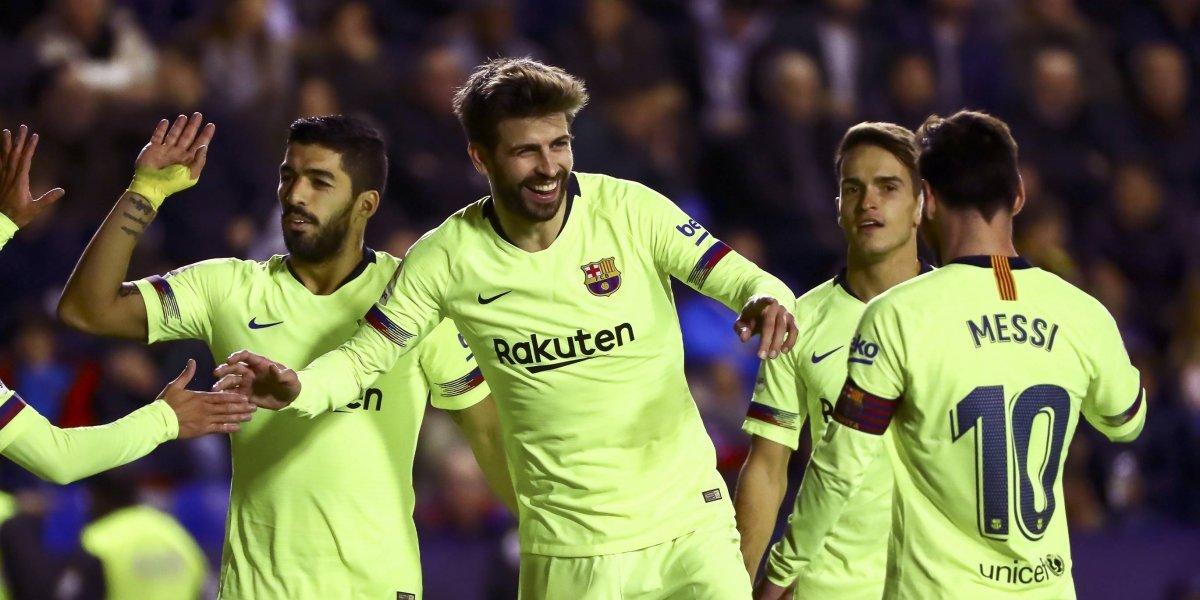 Piqué comprará un equipo de la quinta división de España