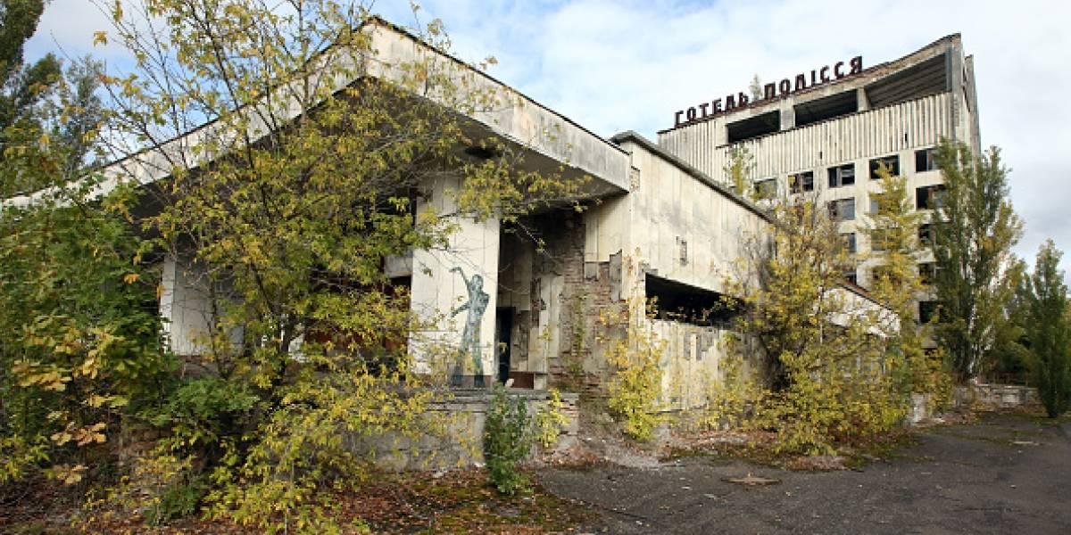 Para no dormir: Google Maps capta extraños seres en Chernobyl