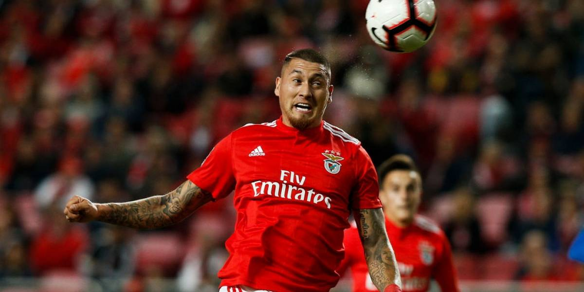 Benfica ratifica al DT que le devolvió la confianza a Nicolás Castillo