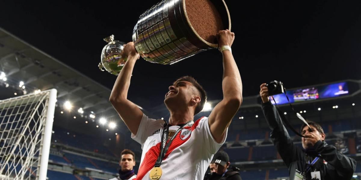 Tres figuras de River Plate quedaron como finalistas por ser el mejor futbolista de América en 2018