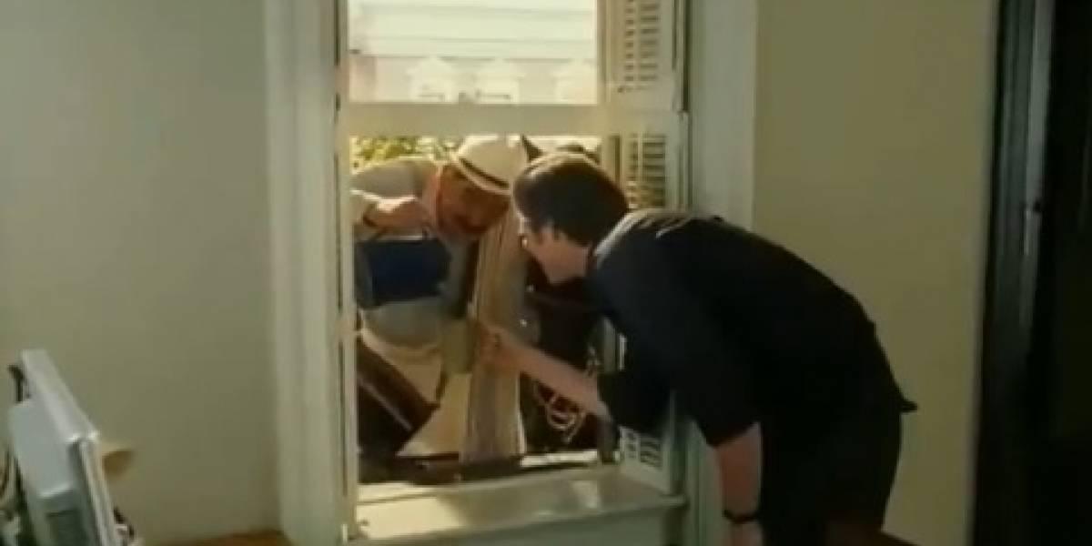 El día en que 'Juan Valdez' apareció en una película de Hollywood