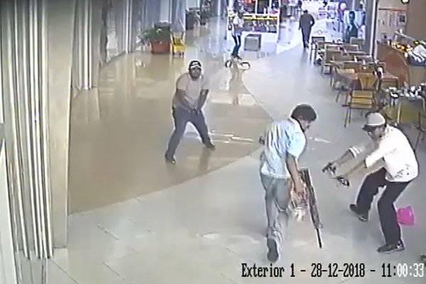 A mano armada, sujetos roban más de un millón de pesos en Zona Diamante de Acapulco