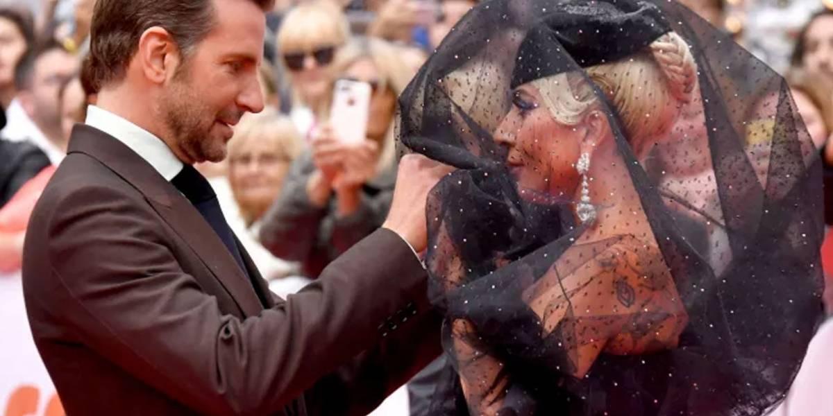 Lady Gaga interpretó por primera vez el tema de 'A Star is born' y lo hizo sin Bradley Cooper