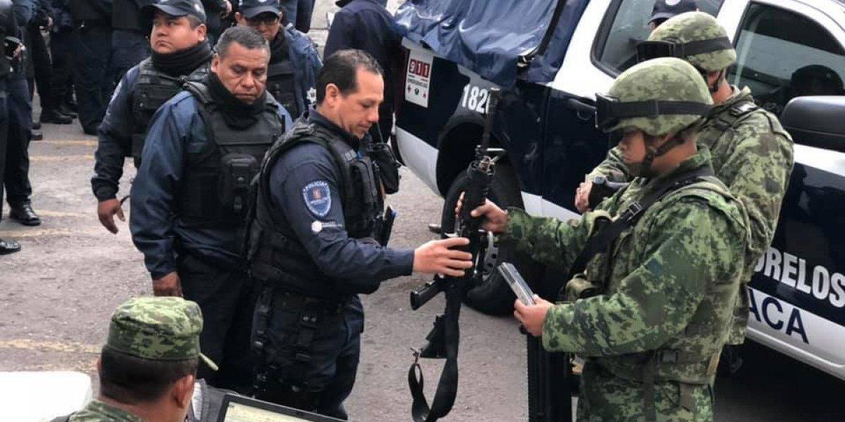 Monreal destaca mando civil de la Guardia Nacional