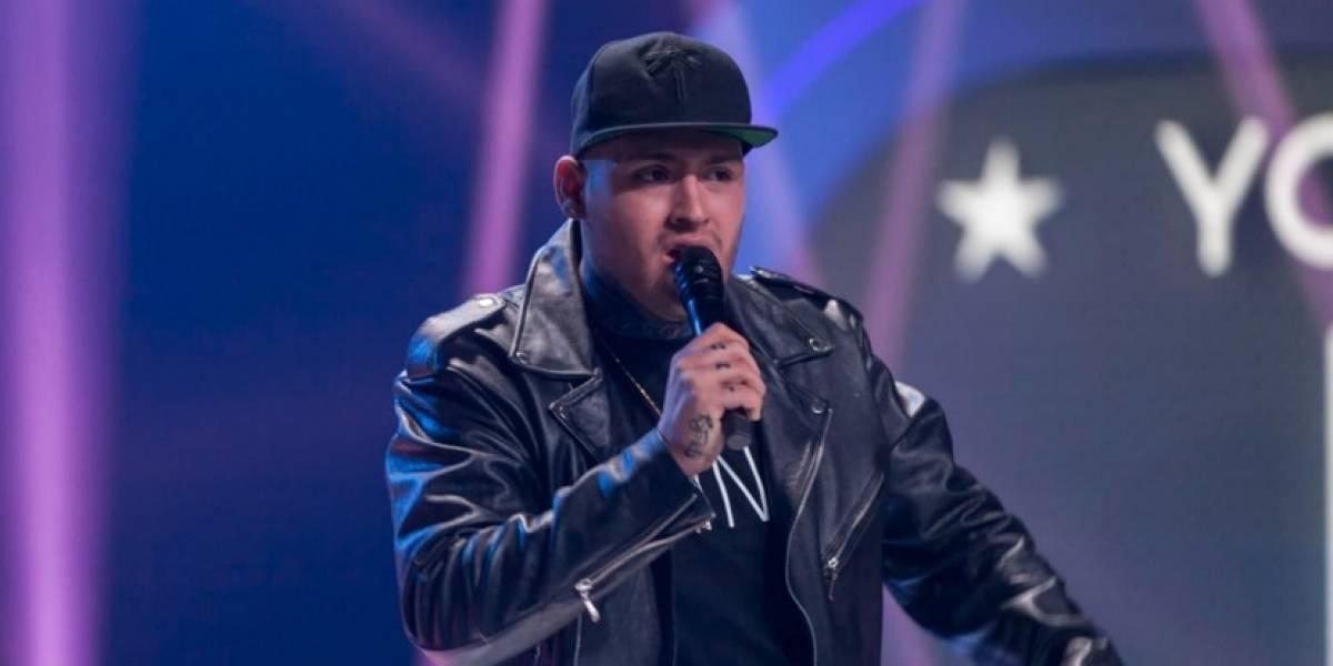 Nicky Jam, ganador de 'Yo me llamo', reapareció en 'La red'