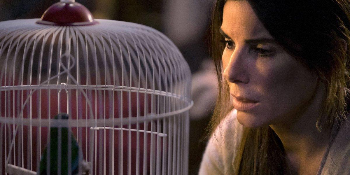 "La cinta ""Bird Box"" protagonizada por Sandra Bullock rompe récord en ""Netflix"""