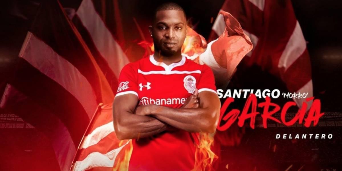 Toluca confirma que Santiago García no llegará para el CL19