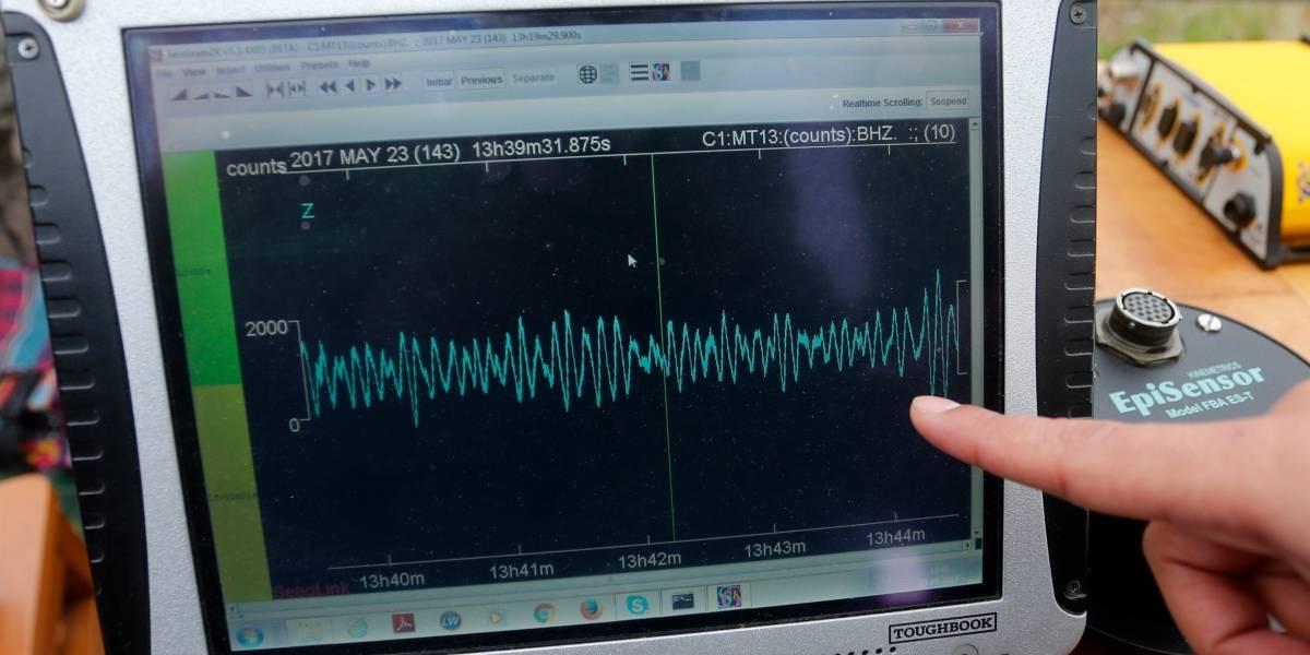 Estudio identifica dos zonas de un posible terremoto superior a 8 en Chile