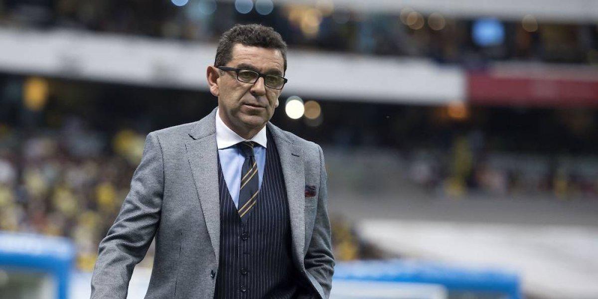 González asegura que Pumas llega en desventaja al C2019