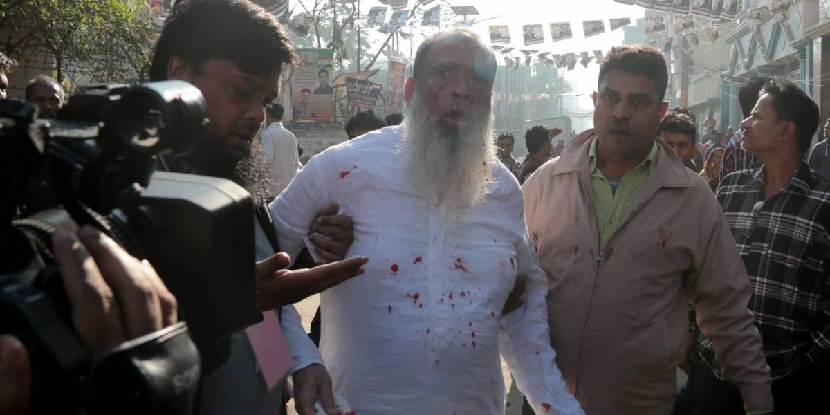 Onda de violência deixa 16 mortos durante eleição em Bangladesh, diz jornal