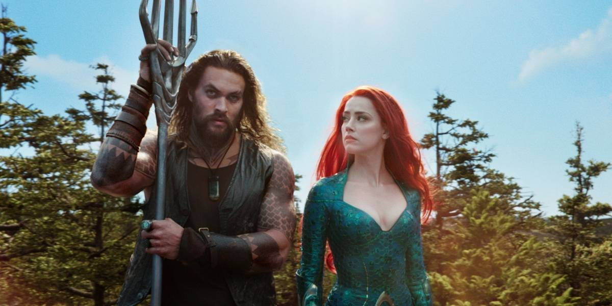 'Aquaman' sigue dominando la taquilla en los cines
