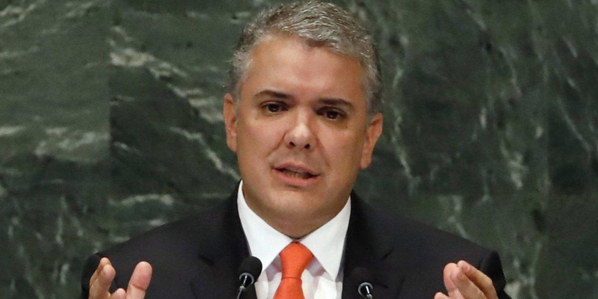 Venezuela ofrece cooperar con Colombia sobre complot a presidente colombiano