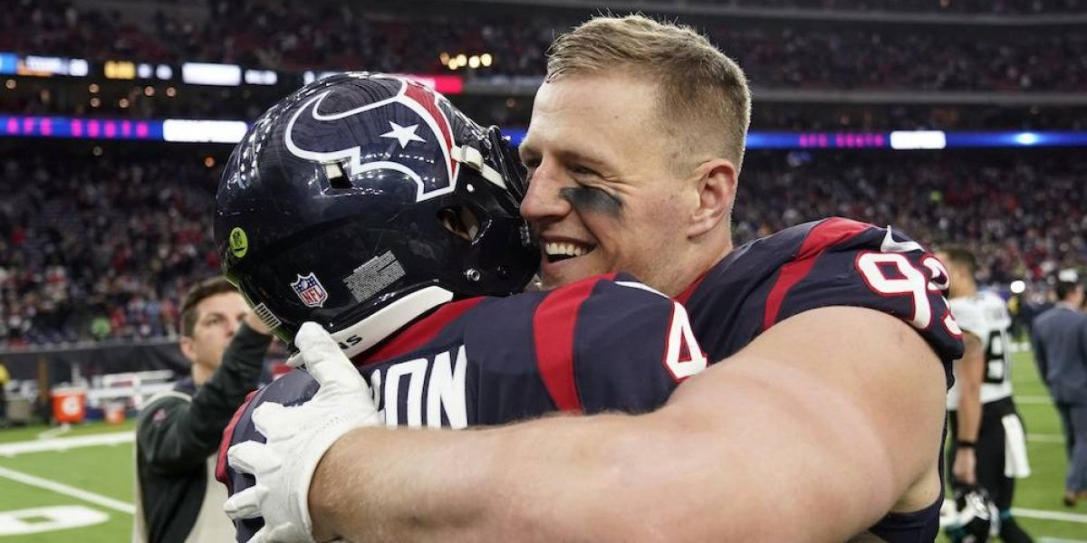 Texans se imponen fácil a Jaguars y consiguen título divisional